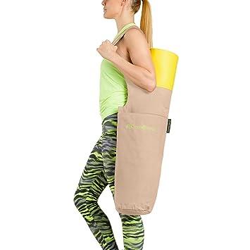 Extra grande bolsa de transporte para esterilla de yoga (por ...