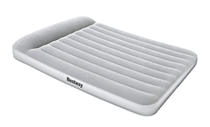 7bfa211c60b3 Image Unavailable. Image not available for. Color  Bestway Aerolax Queen  Airbed ...
