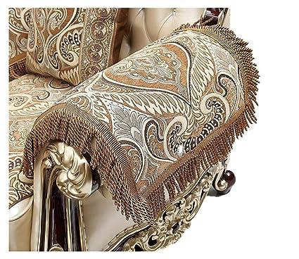 Amazoncom Sideli Luxury Coffee Sofa Arm Pad Couch Arm Cover Arm