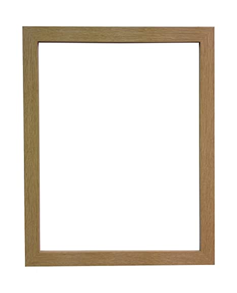 Amazoncom Frames By Post H7 Picture Photo Frame Oak 9 X 6 Inch
