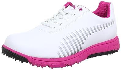 PUMA FAAS Grip Jr Golf Shoes Unisex-Child 58bb9b7f2