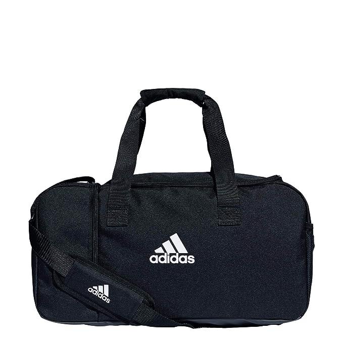 adidas DQ1075 - Bolsa deportiva, Unisex Adulto, Black/White, Talla Única