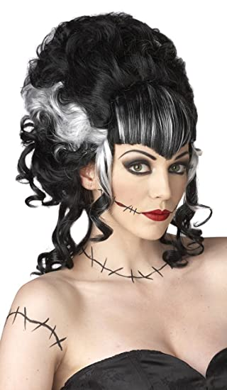 Monster's Mistress Wig Costume Accessory
