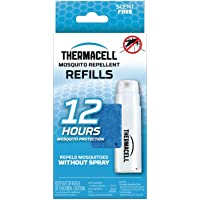 Thermacell Mosquito Repellent Refills; Compatible with Any Fuel-Powered Thermacell Repeller; Highly Effective, Long…