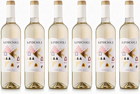 Celler Coop. Gandesa | Vino Blanco Gandesola 2018| D.O. Terra Alta ...