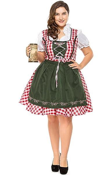Perfectii Señoras Vestido Vestidos Típicos Set Grande Oktoberfest ...