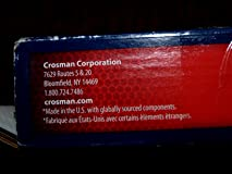 Crosman P1377 American Classic Multi Pump is very compact and good quality .