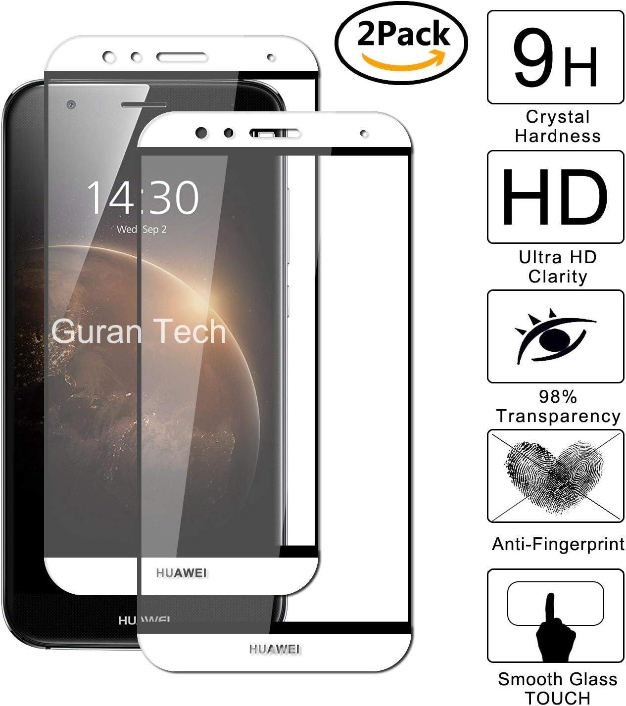 Guran [2 Paquete] Protector de Pantalla para Huawei G8 / Huawei ...