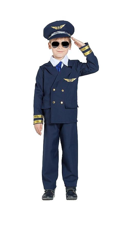 Banyant Toys, S.L. Disfraz DE PILOTO DE Avion: Amazon.es: Juguetes ...