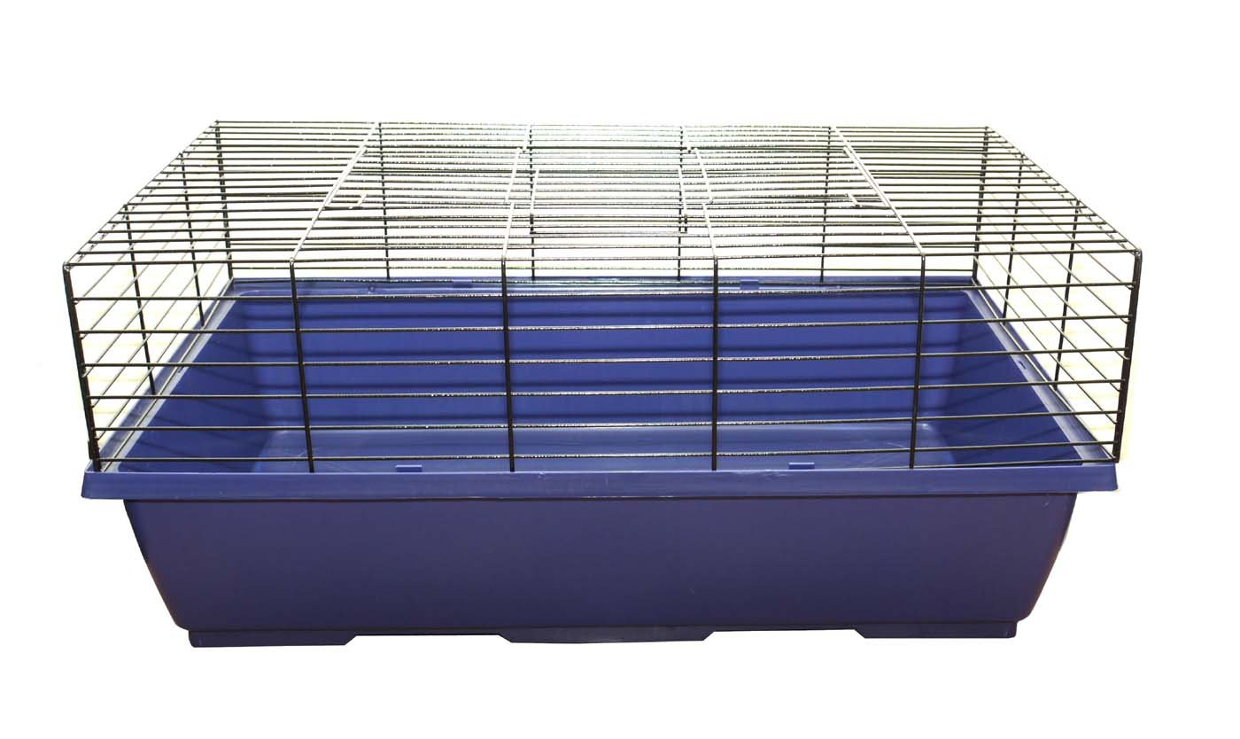 Pennine Indoor Guinea Pig Cage (One Size) (bluee)