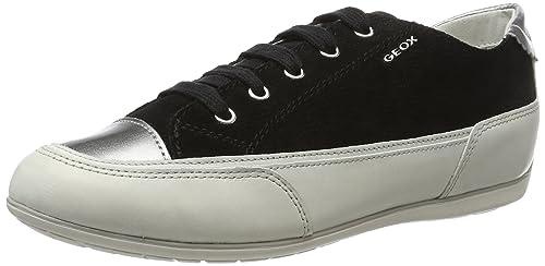 Geox D New Moena D, Zapatillas para Mujer: Amazon.es: Zapatos y complementos