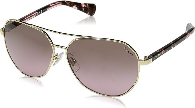 Ralph Lauren RALPH BY 0Ra4123 Gafas de Sol, Light Gold, 59 para Mujer: Amazon.es: Ropa y accesorios