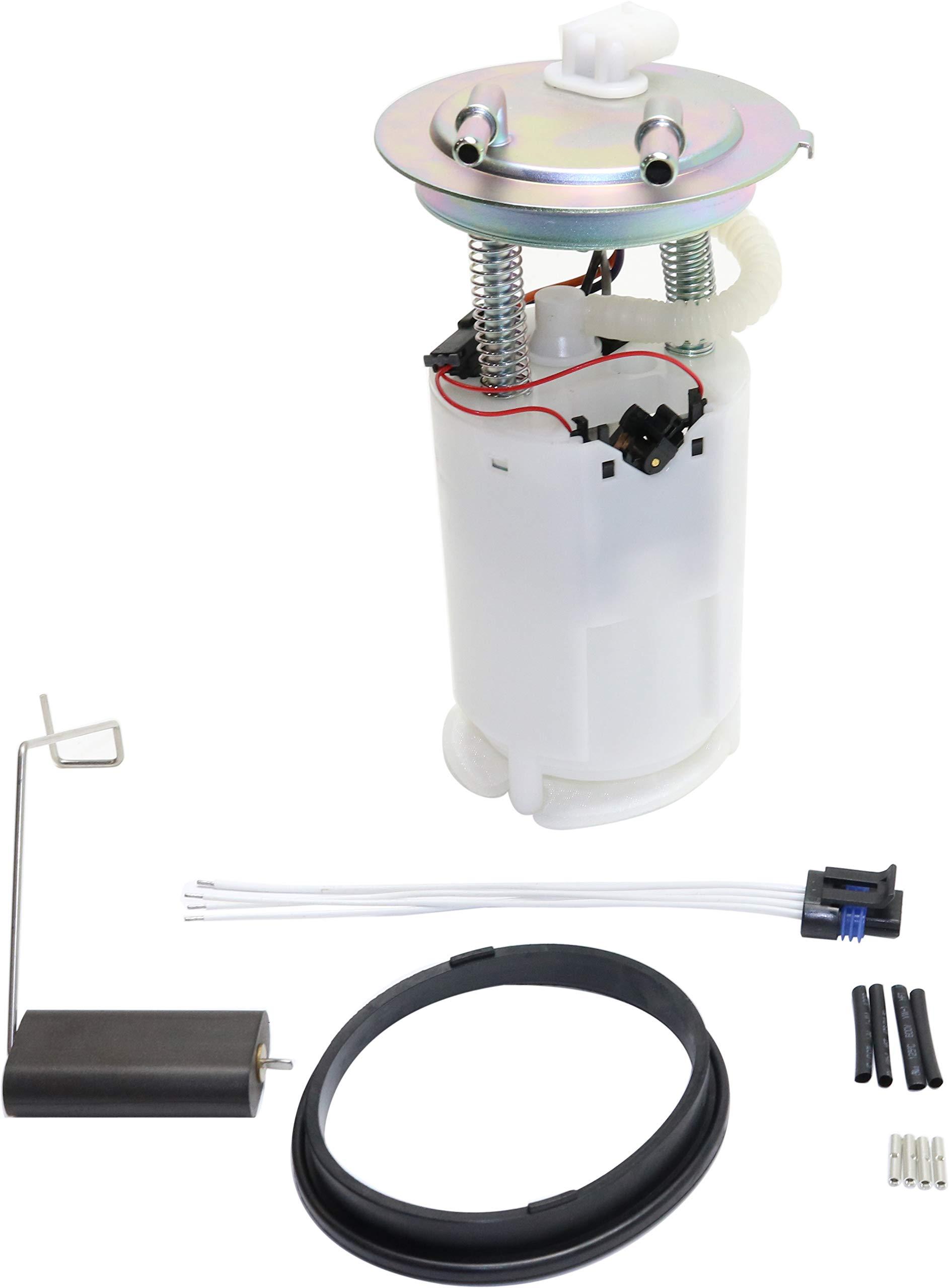 New Fuel Pump /& Sending Unit Fits Trailblazer Envoy SSR Bravada Ascender E3549M
