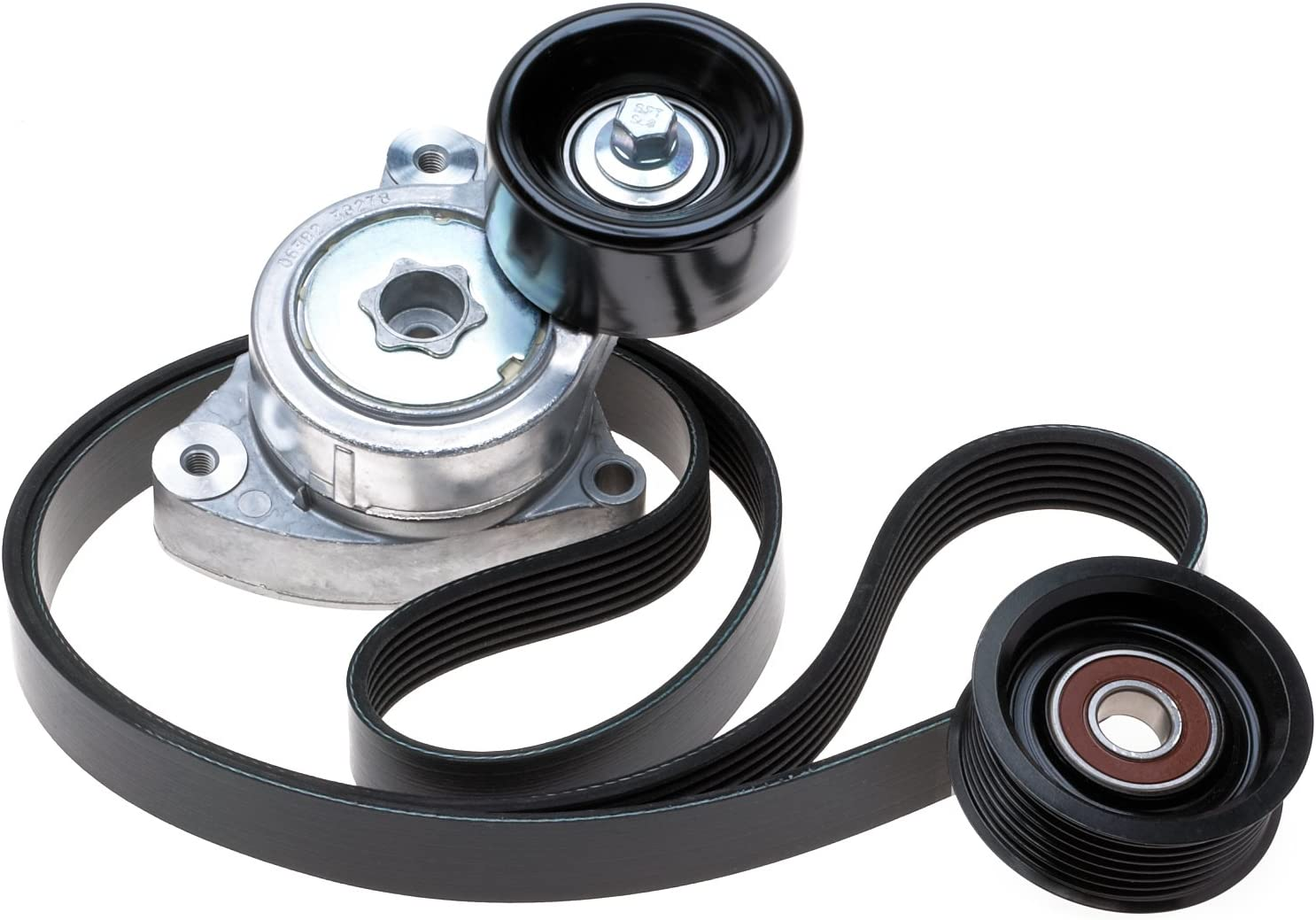ACDelco ACK070649 Professional Accessory Belt Drive System Tensioner Kit