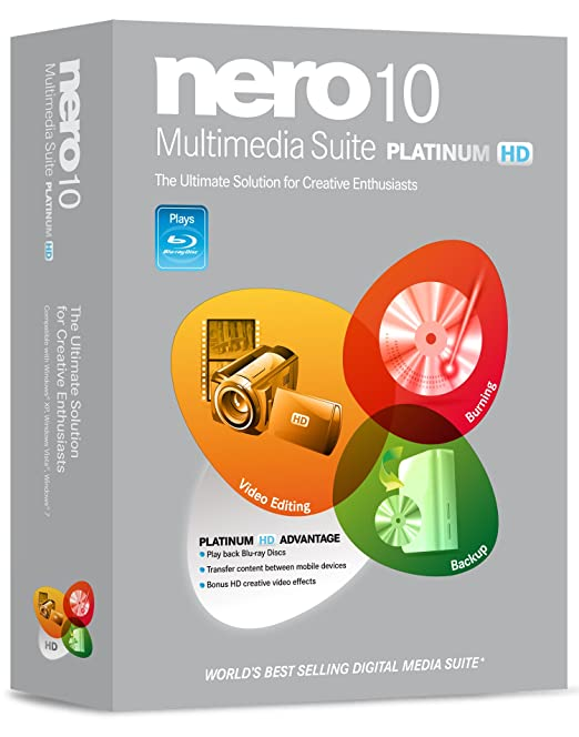 Discount price nero 10 multimedia suite
