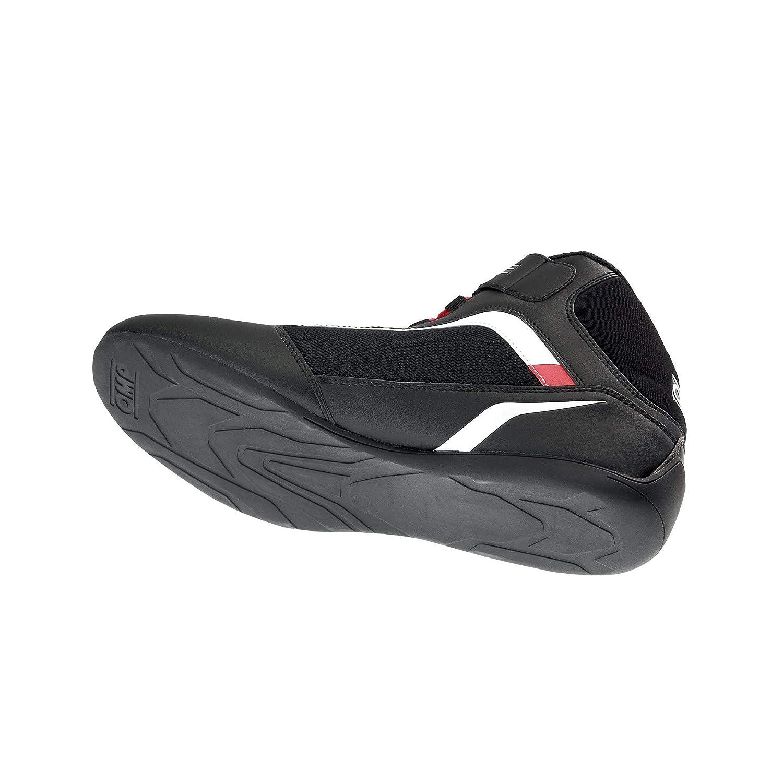 Rouge Noir//Blanc OMP OMPIC//81227334 KS-2 Zapatillas Negro//Blanco Rojo Talla 34