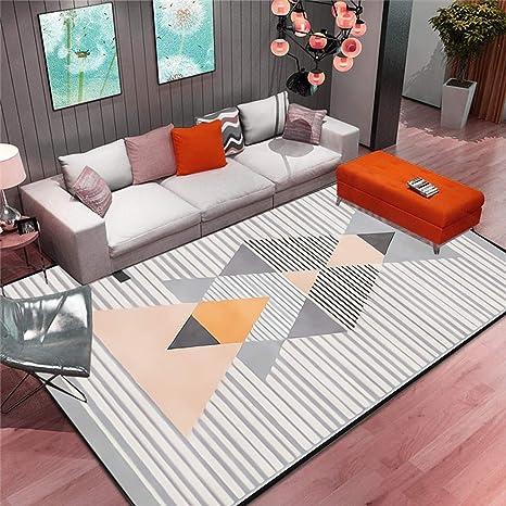 Amazon.com: Geometric Bedroom Rugs Big Size Living Room ...