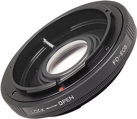 III 60D 50D 40D 30D 20D 10D Photo Plus Canon FD Lens Mount Adapter for Canon EOS 1100D 1000D 650D 600D 550D 500D 450D 400D 7D 6D 5D Mark II