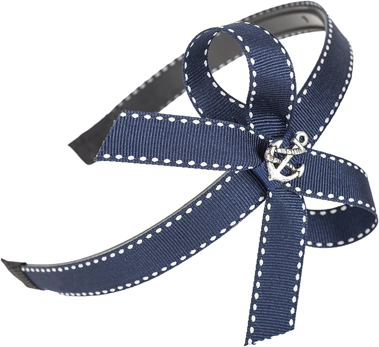 Vintage DEVORA Kirschen CHERRY Ribbon BOW Haarspange 1 Stück Rockabilly