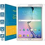 PREMYO vetro temperato Samsung Tab S2 8.0 LTE. Pellicola vetro temperato Tab S2 8.0 LTE con una durezza di 9H e bordi arrotondati da 2,5D. Pellicola in vetro Samsung Galaxy Tab S2 8.0 LTE