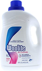 Woolite All Clothes 83 Loads, 125 FL OZ