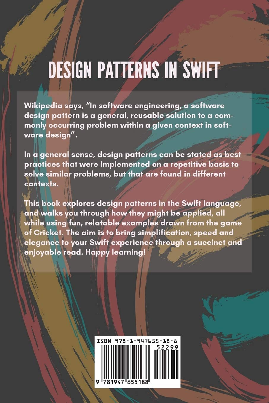 Design Patterns In Swift A Different Approach To Coding With Swift Krishna Vamshi 9781947655188 Amazon Com Books