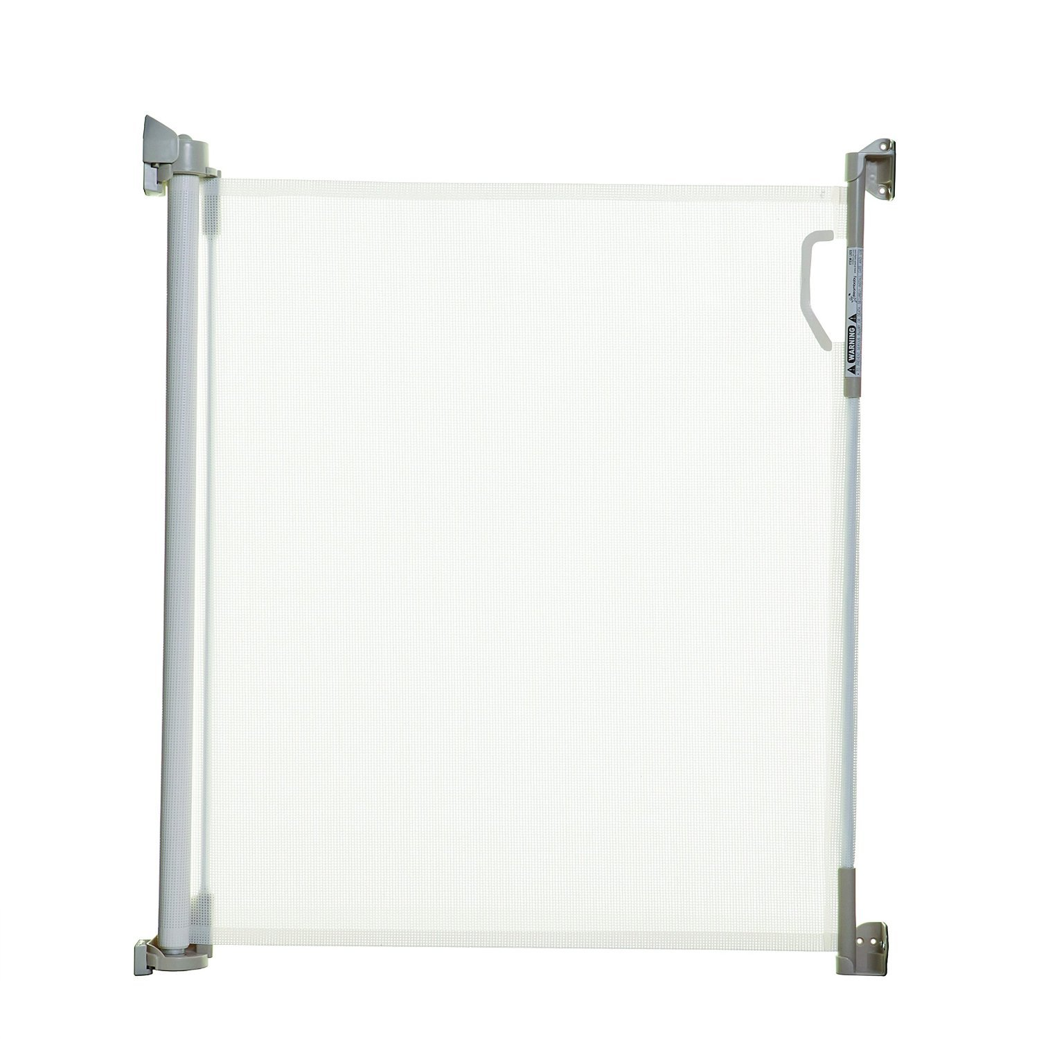 Stork Retractable Gate (White), 85x140cm ST9055