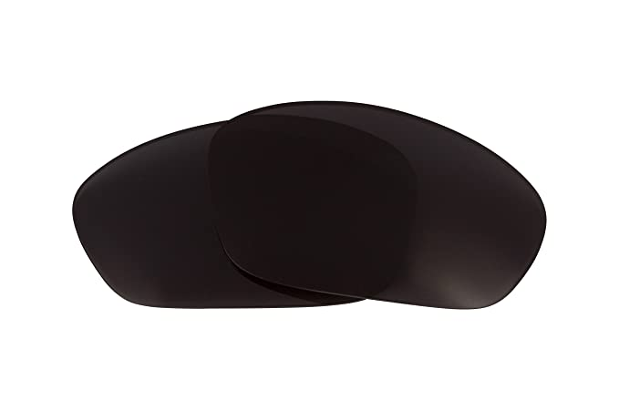 9fe7db2a4c372 Straight Jacket Replacement Lenses Advanced Black by SEEK fits OAKLEY  Sunglasses