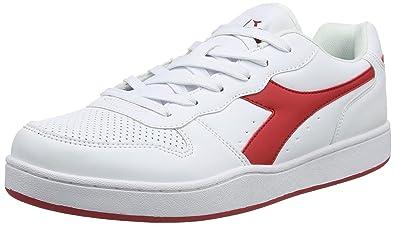 Playground Diadora Unisex Bianco Erwachsene Sneaker HED92I