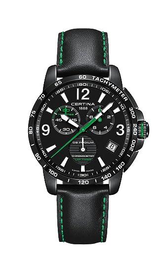 Certina DS Podium Reloj de Hombre Cuarzo 42mm C034.453.36.057.02: Amazon.es: Relojes