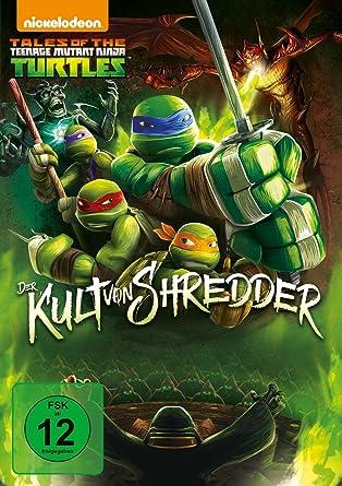 Teenage Mutant Ninja Turtles - Der Kult von Shredder ...
