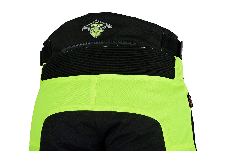 Pantaloni Texpeed Motociclismo Impermeabili Protezioni Ce Uomo c5A4Rjq3SL