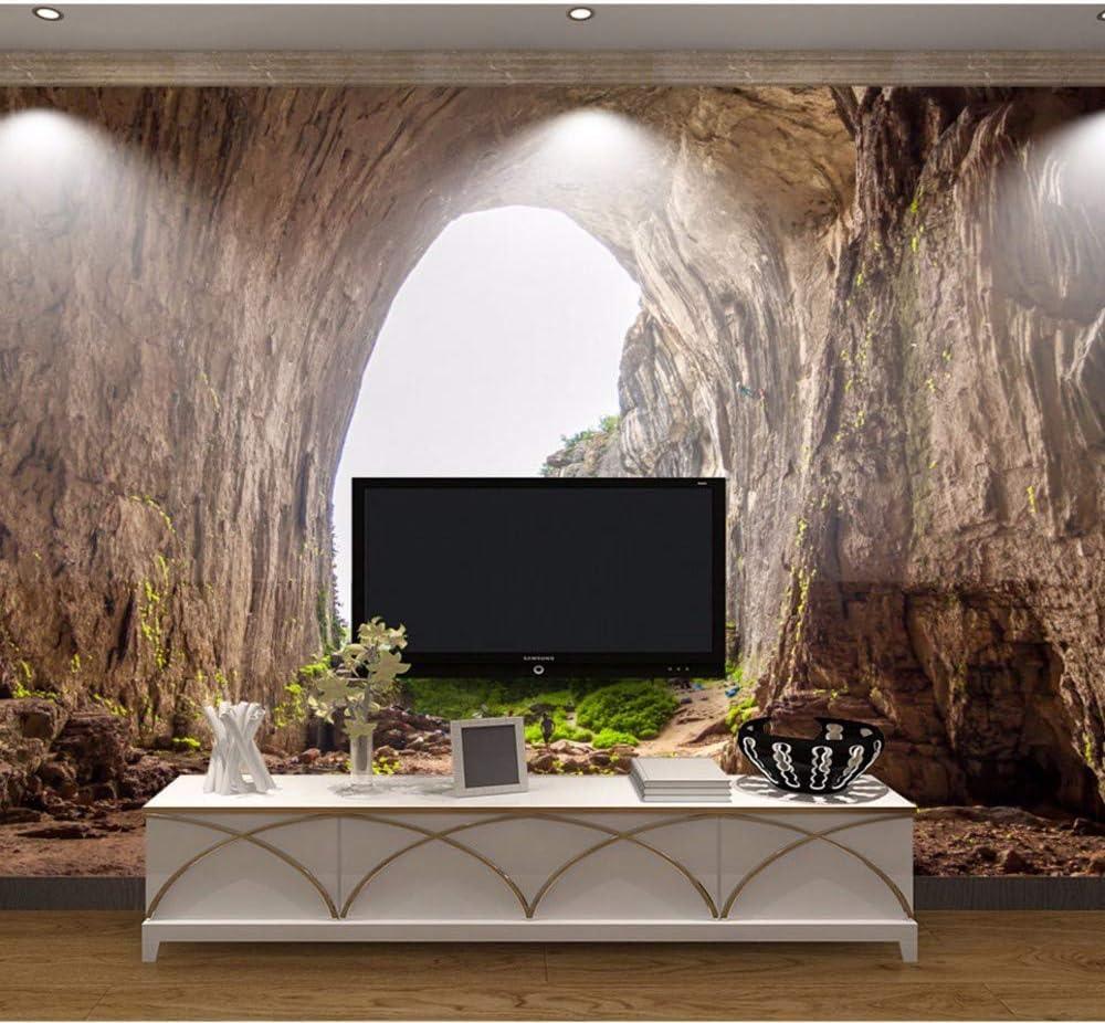 Murales Antiguos Egipto Figura Vinilo Papel Pintado De Piedra 3D Rolls Mural Para Sofa Tv Fondo Papel De Pared 3D Papel Pintado De Pared 3D-400X280Cm,Fotomurales: Amazon.es: Bricolaje y herramientas