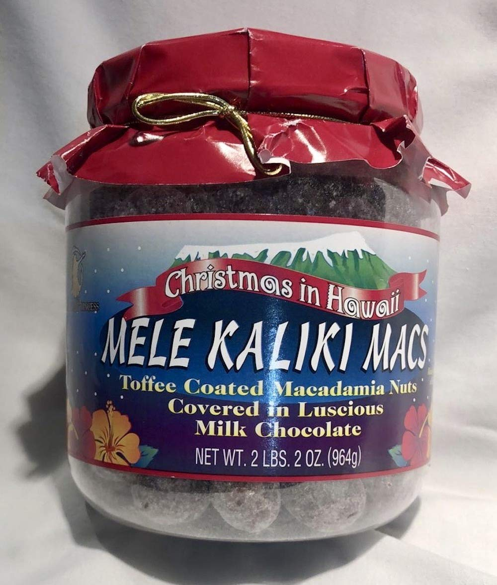 Mele Kailiki Macs Christmas in Hawaii by Mele macs