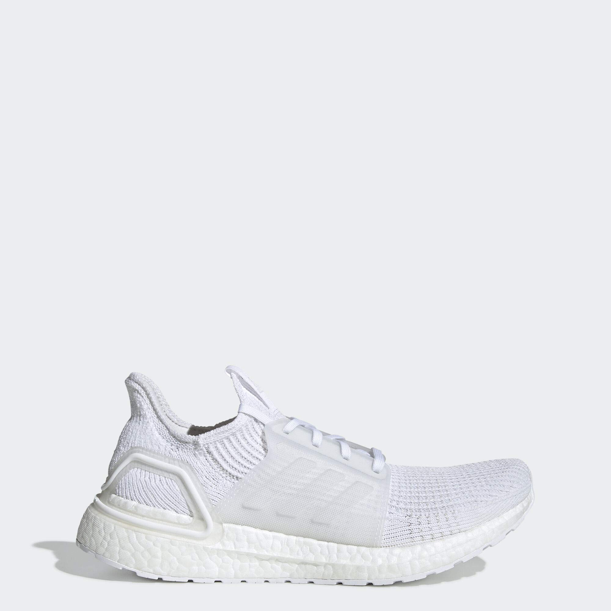adidas Ultraboost 19 Shoes Men's, White, Size 8.5 by adidas