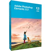 $55 » Adobe Photoshop Elements 2021 [PC/Mac Disc]