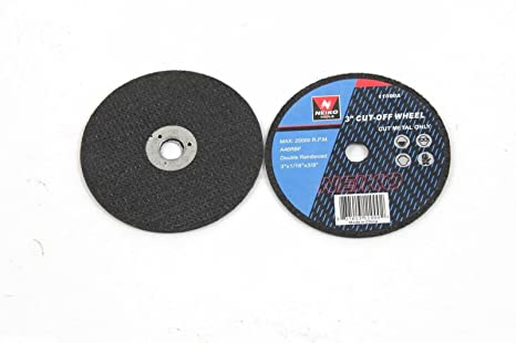 """.com: 50 pack 3"""" cut-off wheels discs fits snap-on air cutoff ..."""