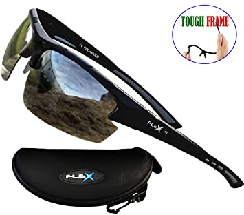 15718af1da19 FLEX - Polarized Sports Sunglasses for Men or Women