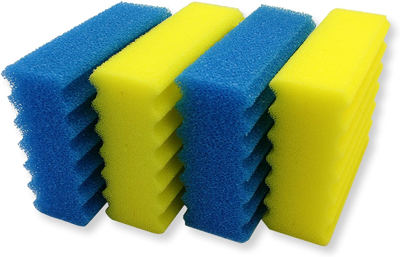 SunSun CBF-350 Ersatzteil Komplettset Filterschwämme Bio Teichfilter Filtermatte