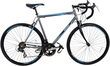 Pro Rider - Bicicleta de carretera para hombre de litio con 14 ...