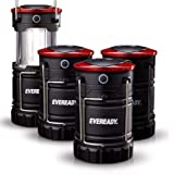 Eveready 360 LED Camping Lantern, Super Bright, Long-Lasting Run-time, Battery Powered Outdoor LED Lantern - Built for…