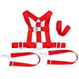 Amazon Price History for:Baby Buddy Deluxe Security Harness, Red