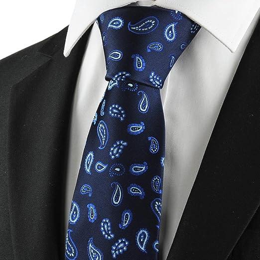 Nuevo, diseño de cachemir azul Classic para hombre traje de ...