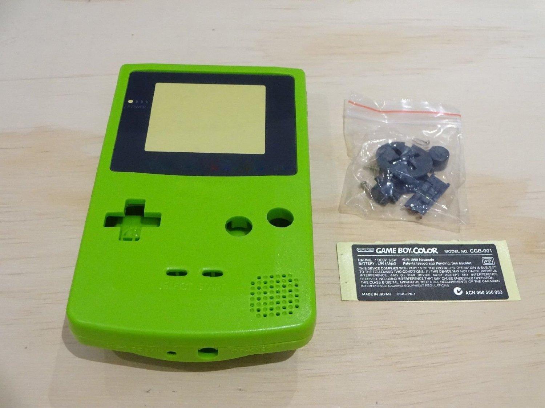 Amazon.com: VIVI Audio para Nintendo Gameboy Color de GBC ...