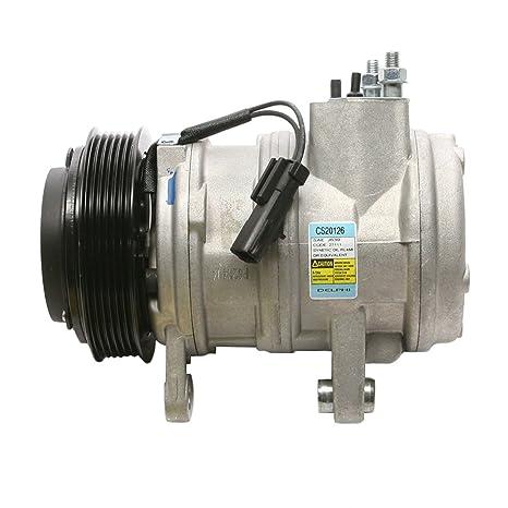 Delphi cs20126 10s17 nuevos Compresor De Aire Acondicionado