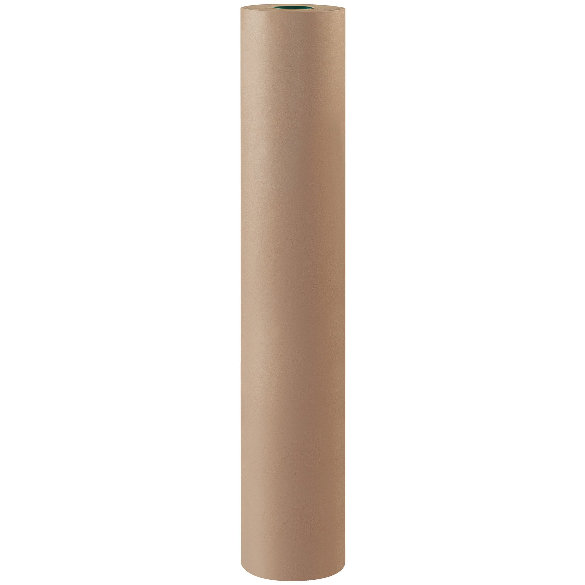 Bogus Kraft Paper Roll, 50#, 48'' x 720', Gray, 1 Roll by Choice Shipping Supplies