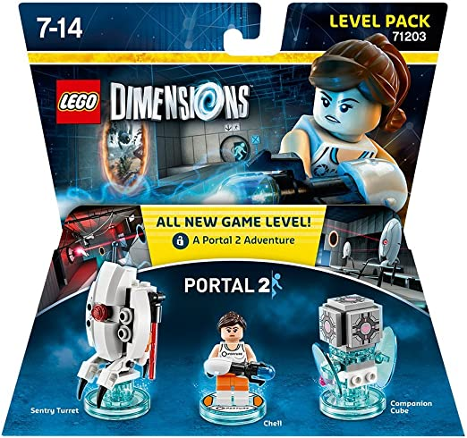 Warner Bros Interactive Spain Lego Dimensions - Portal 2, Chell ...