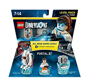 Lego Dimensions Level Pack Portal Plattformunabhängig Amazon