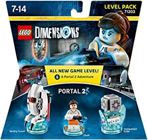 Warner Bros Interactive Spain Lego Dimensions - Portal 2, Chell ...