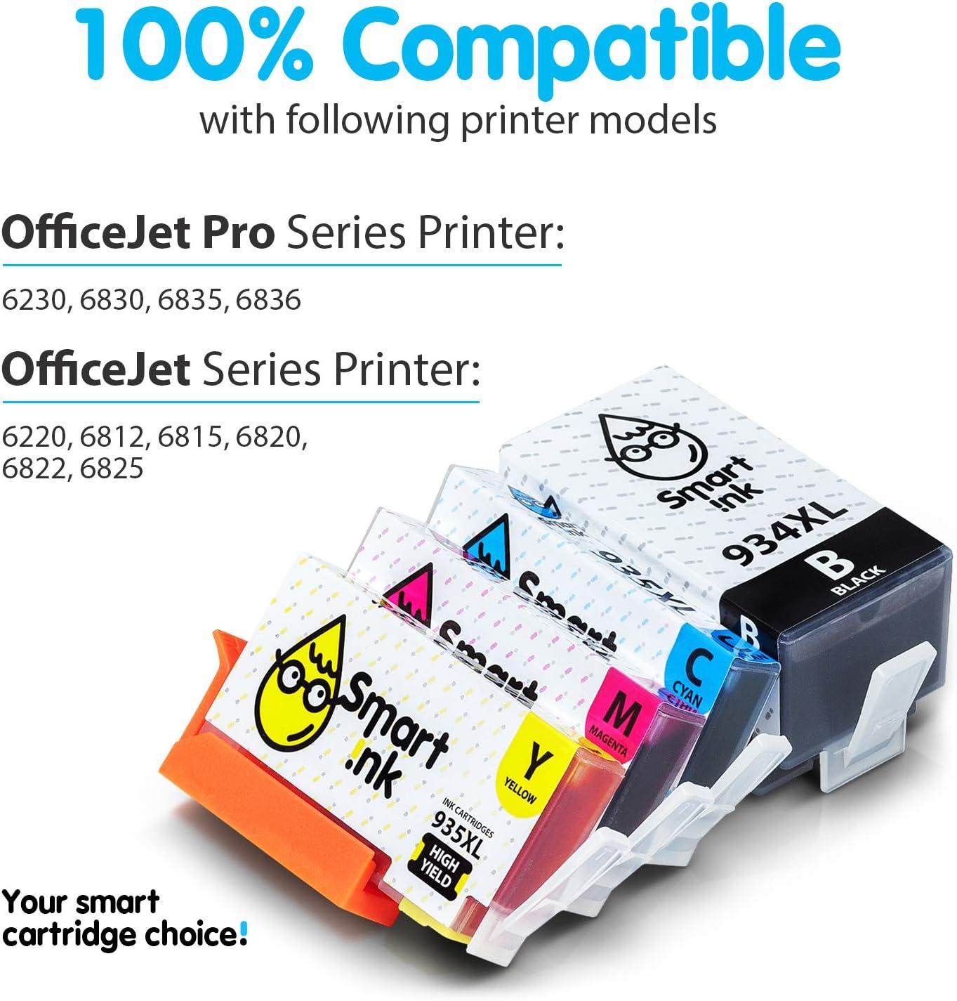 Amazon.com: Smart Ink - Cartucho de tinta compatible para HP ...